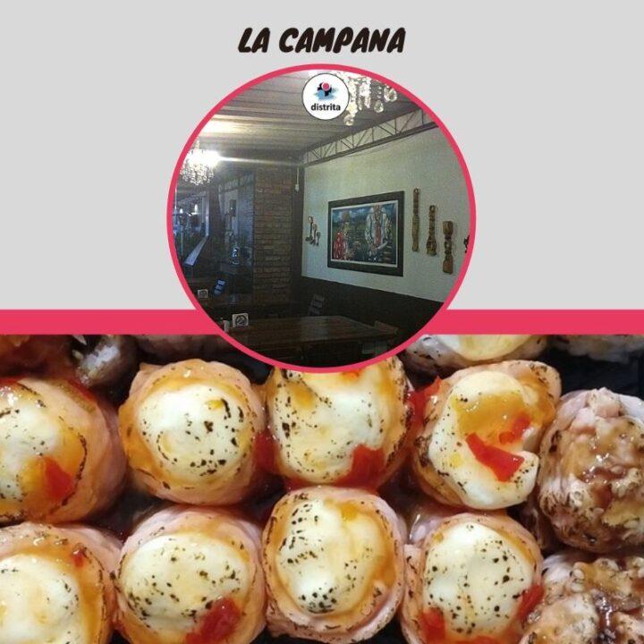 La Campana, Camaqua