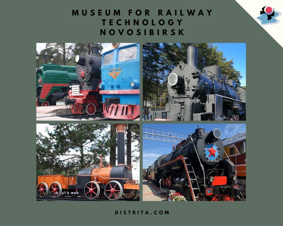 Museum for Railway Technology Novosibirsk
