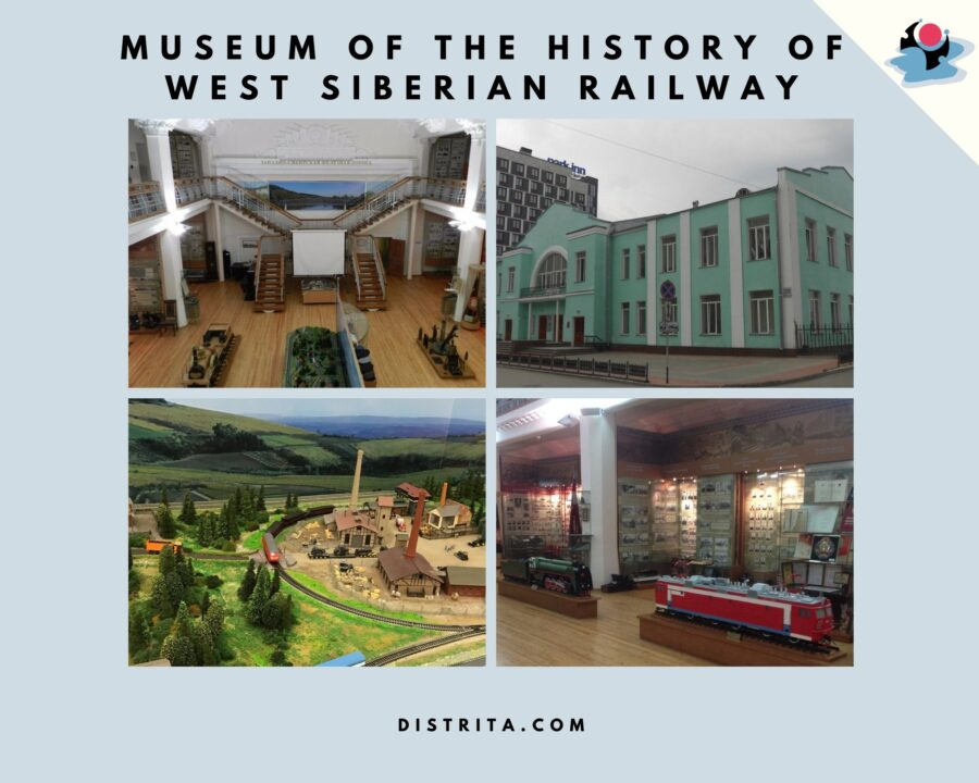 Museum of the History of West Siberian Railway