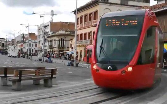 The Cuenca Tramway in Ecuador Opened