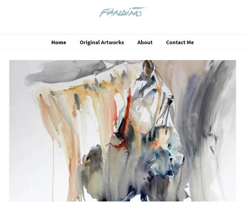 Carlos Fandiño online shop