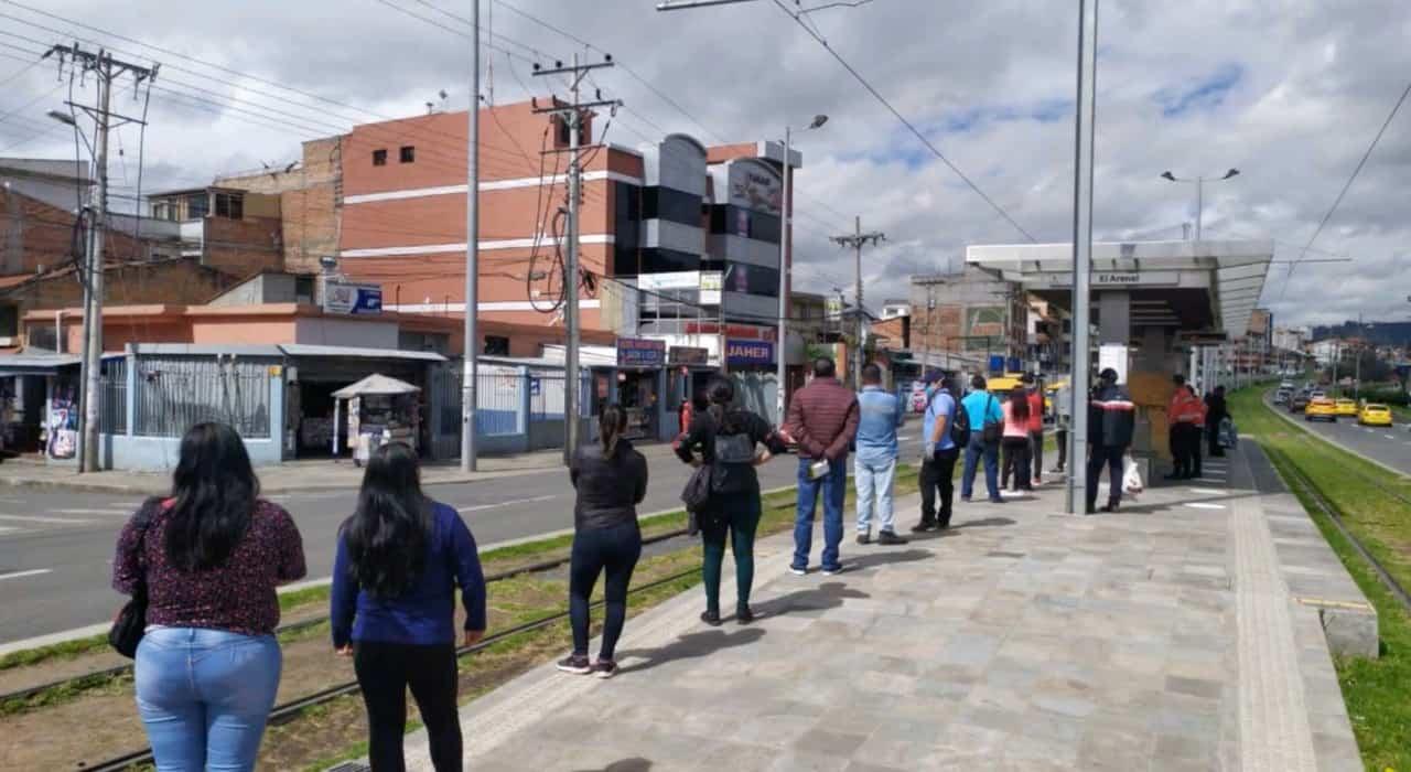 The Cuenca Tramway in Ecuador Opened 4