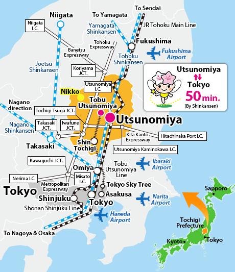 Utsunomiya Light Rail in Japan by 2022 2