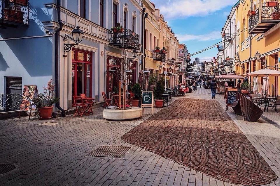 The 5 BEST Neighborhoods in Tbilisi 8