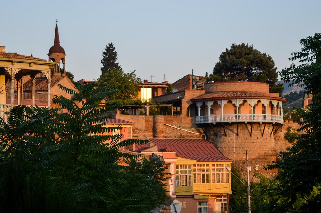 The 5 BEST Neighborhoods in Tbilisi 3