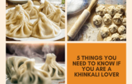 Drooling Khinkali | 5 Things You Should Know If You Are A Khinkali Lover