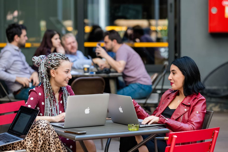 Coworking Spaces in Tbilisi   The 7 Best Places for Digital Nomads 1