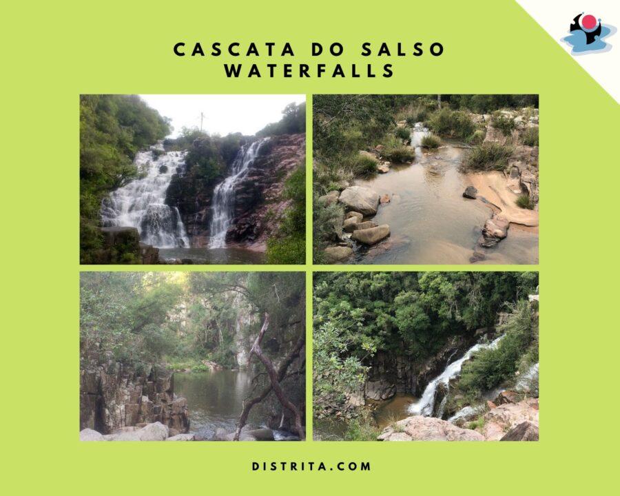 Cascata do Salso Waterfalls