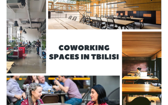 Coworking Spaces in Tbilisi | The 7 Best Places for Digital Nomads