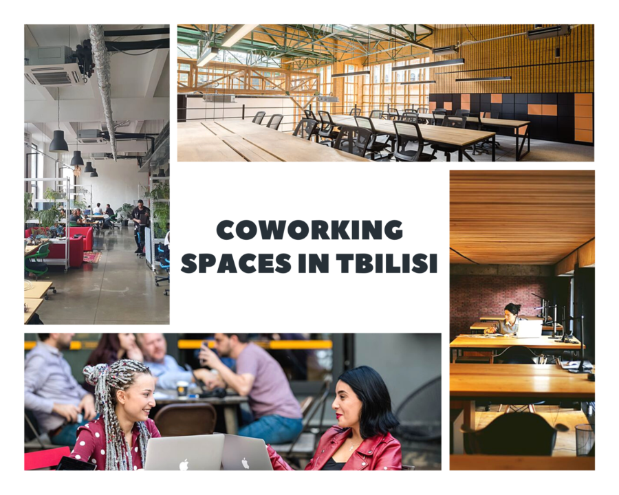 coworking space in Tbilisi