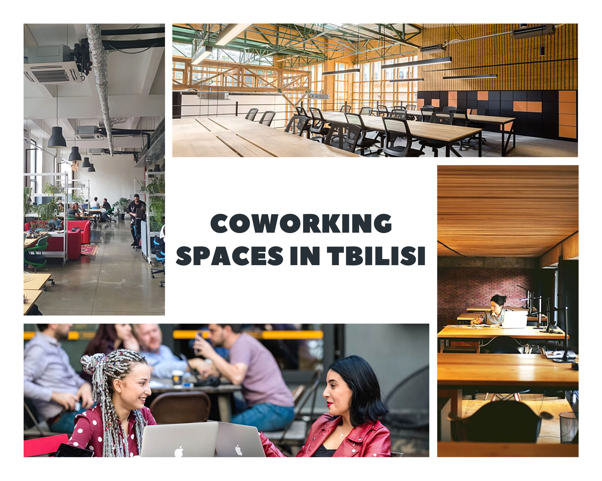 Coworking Spaces in Tbilisi   The 7 Best Places for Digital Nomads