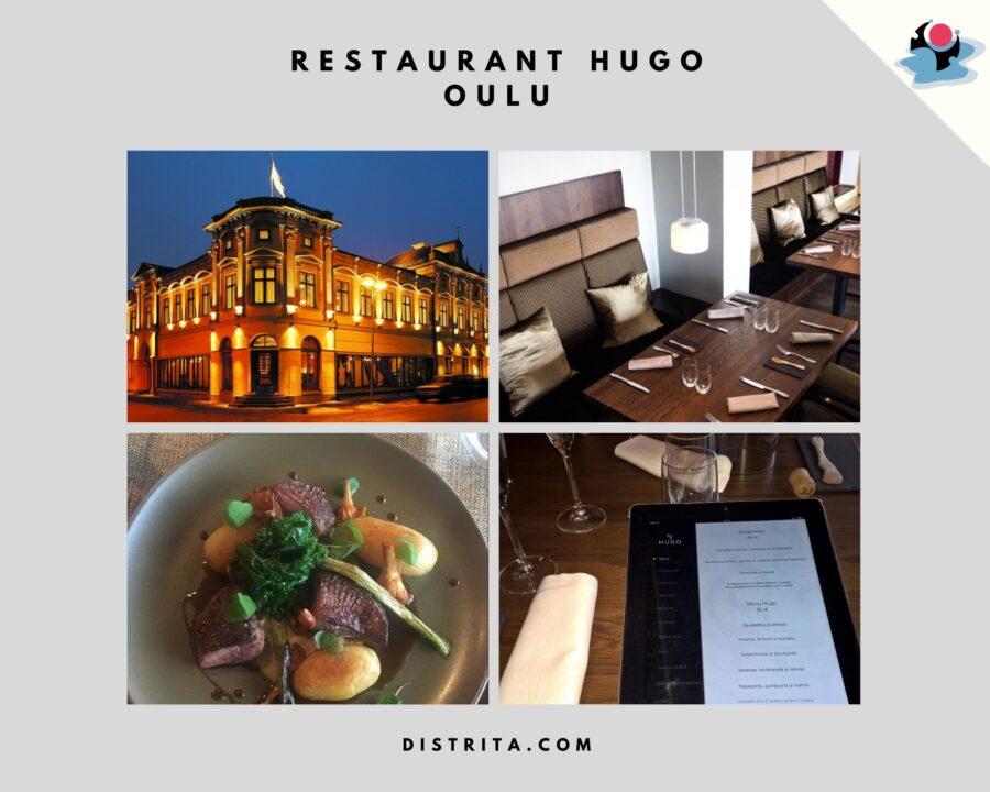 Hugo Restaurant Oulu