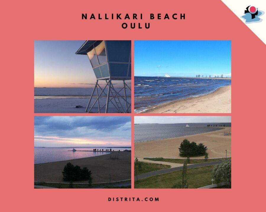 Nallikari Beach Oulu