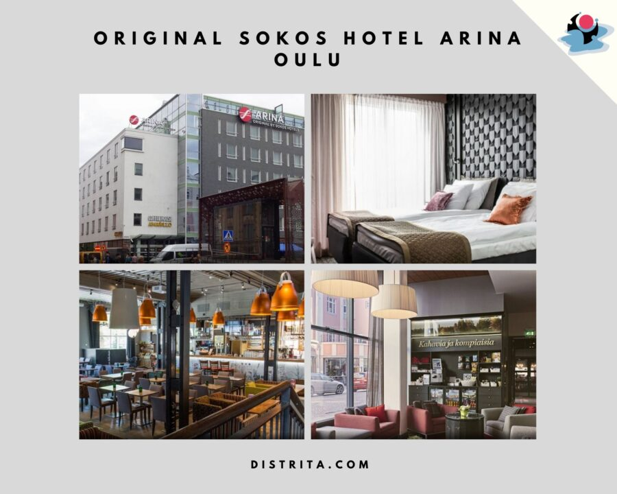 Original Sokos Hotel Arina Finland