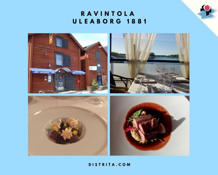 Uleåborg 1881 restaurant Oulu