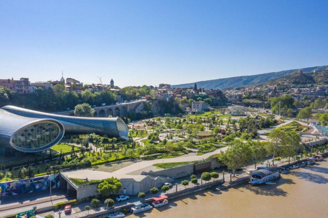 The 5 BEST Neighborhoods in Tbilisi 4