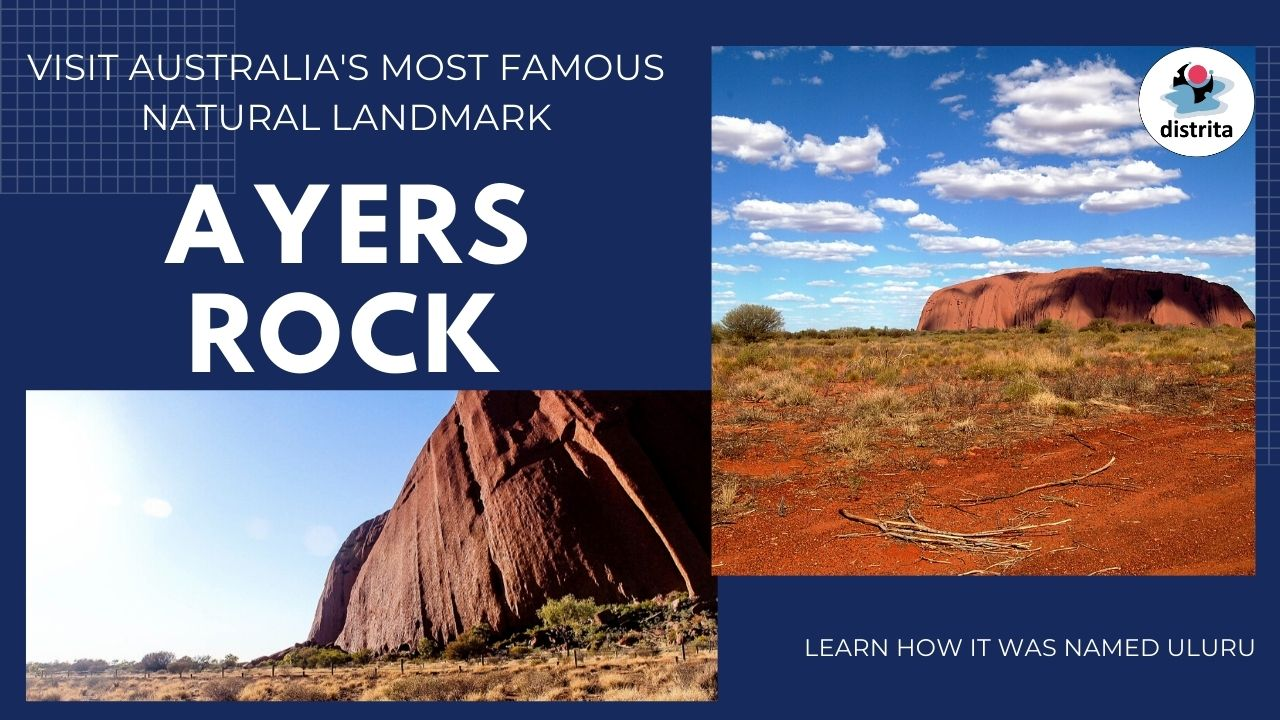 Discover the different colors of Ayers Rock Australia