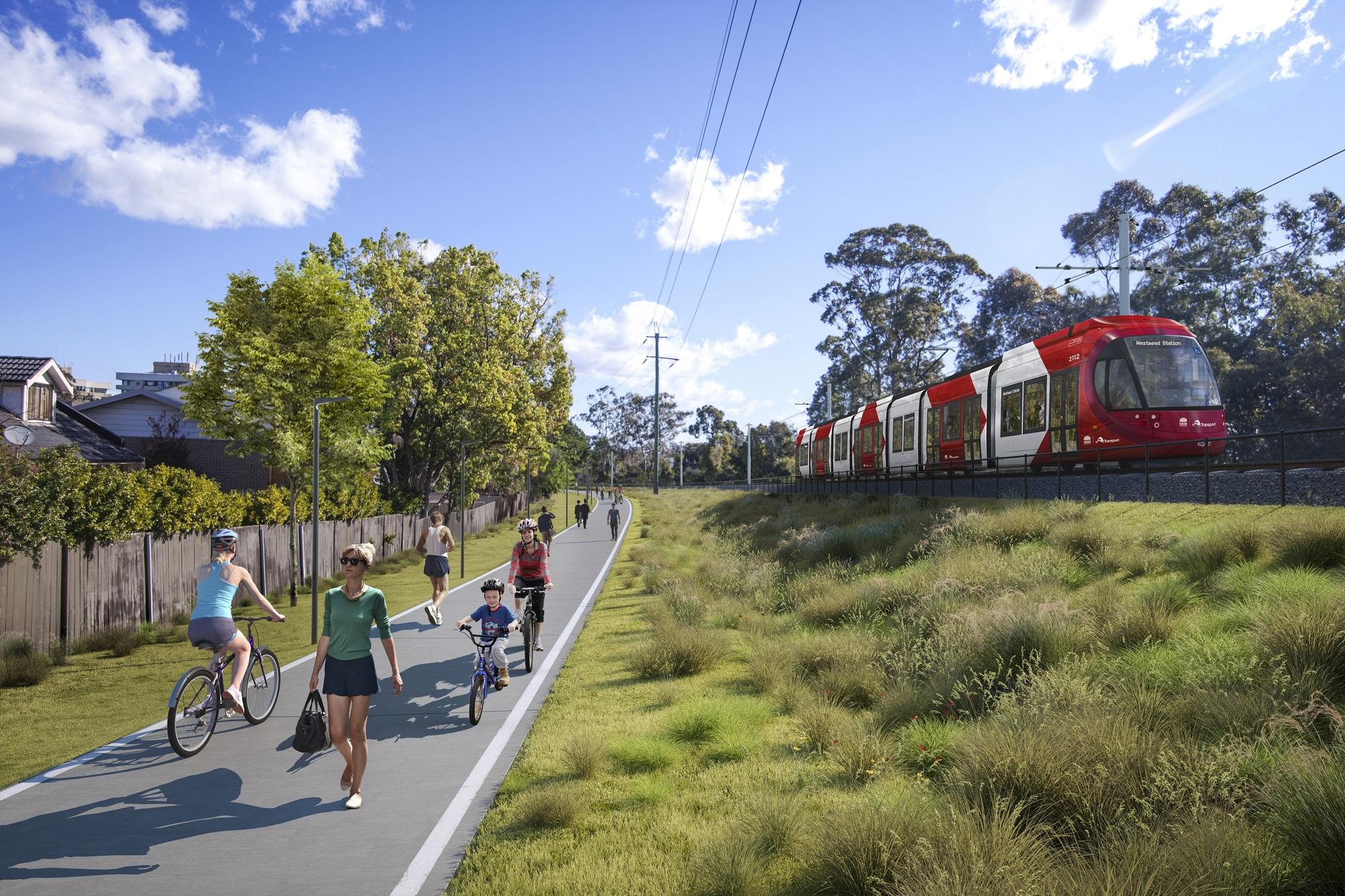 The important Australian Parramatta Light Rail Question and Answers 2