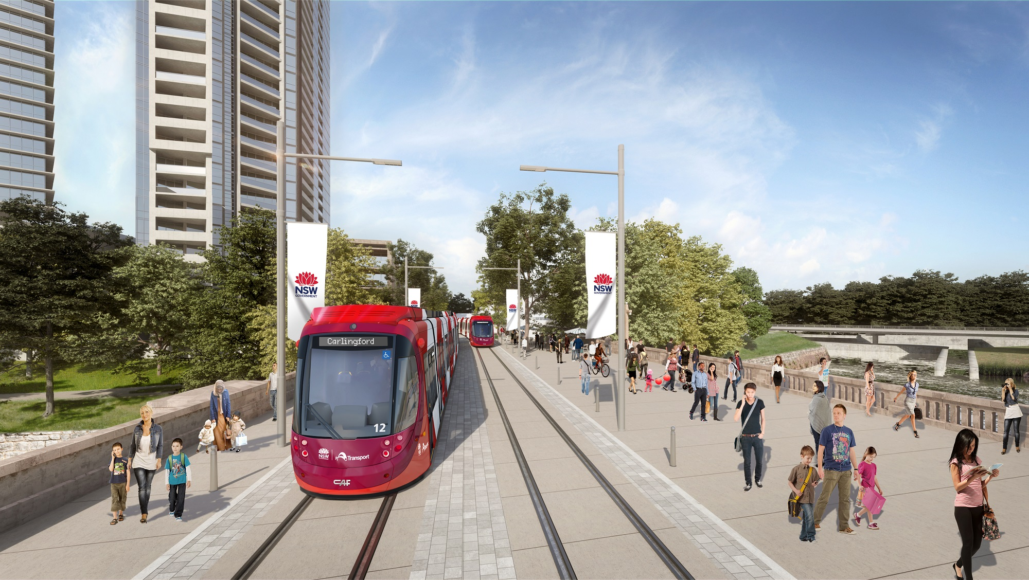 The important Australian Parramatta Light Rail Question and Answers