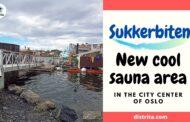Visit Oslo's new and exclusive harbor area Sukkerbiten