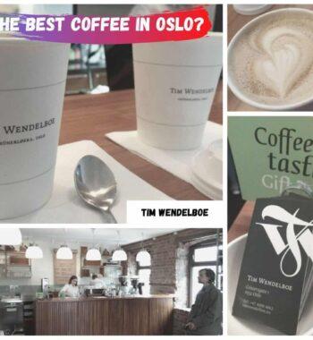 Try the best coffee in Oslo – Tim Wendelboe Review