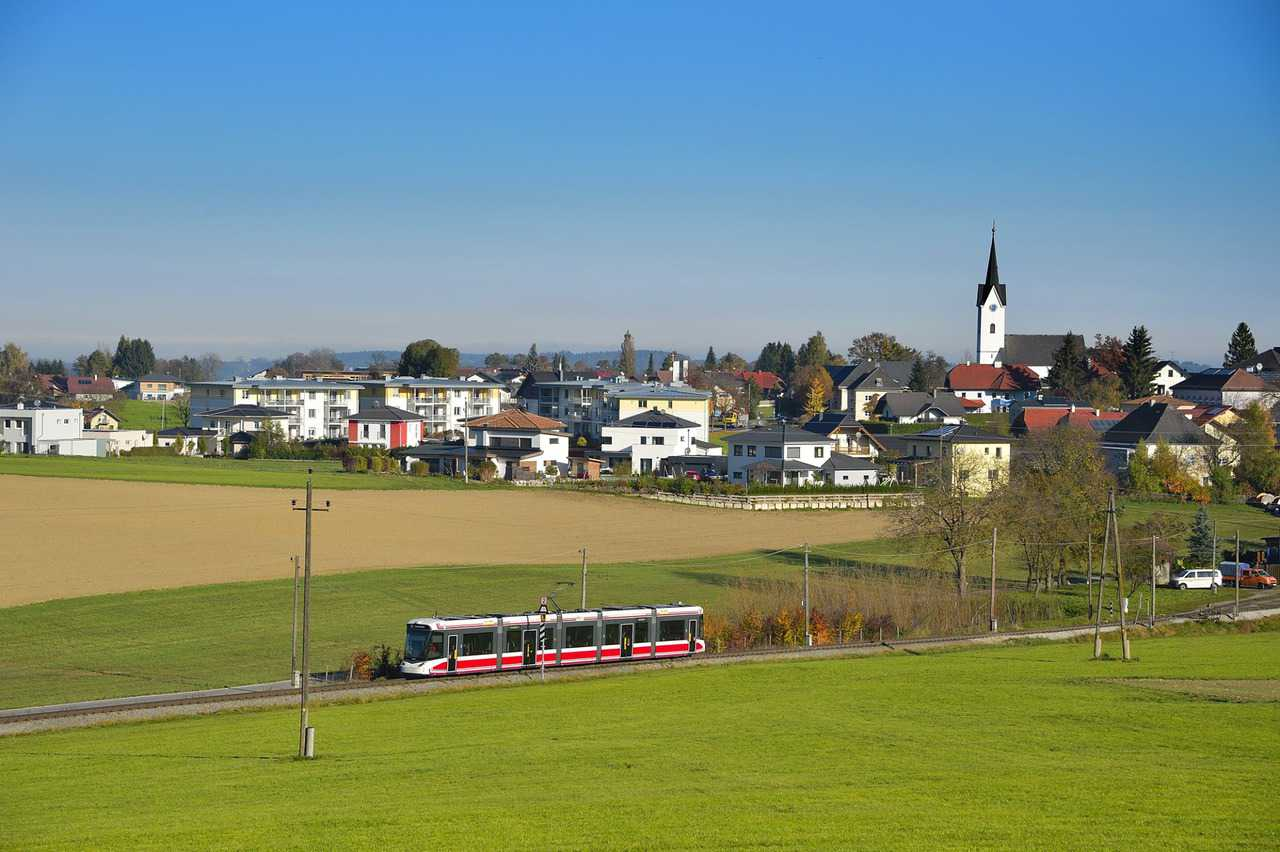 Let's Show You Traunseetram Cities and Towns