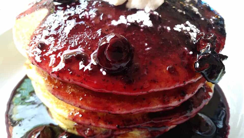 Delicious American Pancakes In The Middle Of Oslo 7