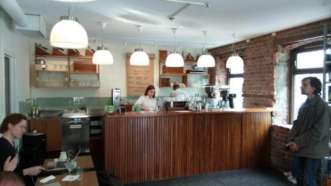 Try the best coffee in Oslo - Tim Wendelboe Review 2