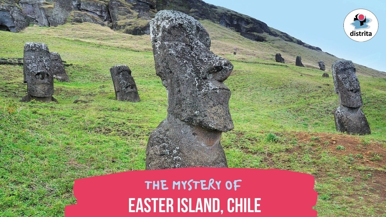 Visit the Remarkable mystery of Easter Island, Chile 1