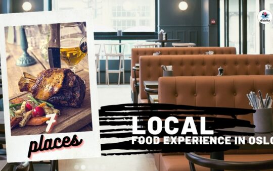 Where to eat Local Norwegian Food in Oslo