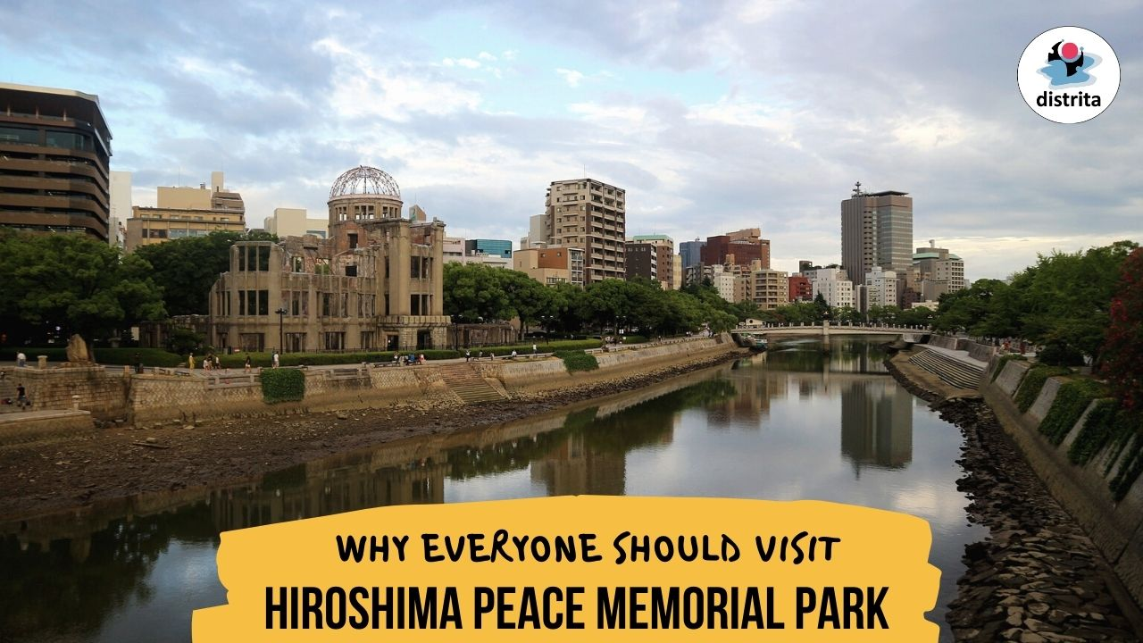 Check out the Hiroshima Peace Memorial Park History in Japan