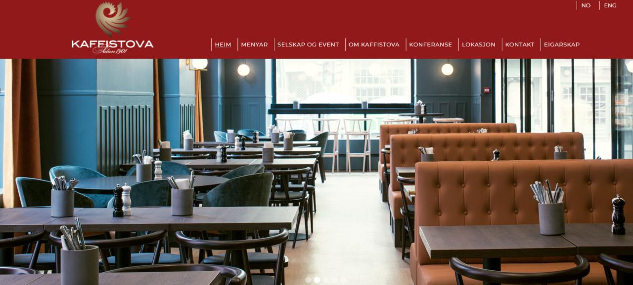 Kaffistova website