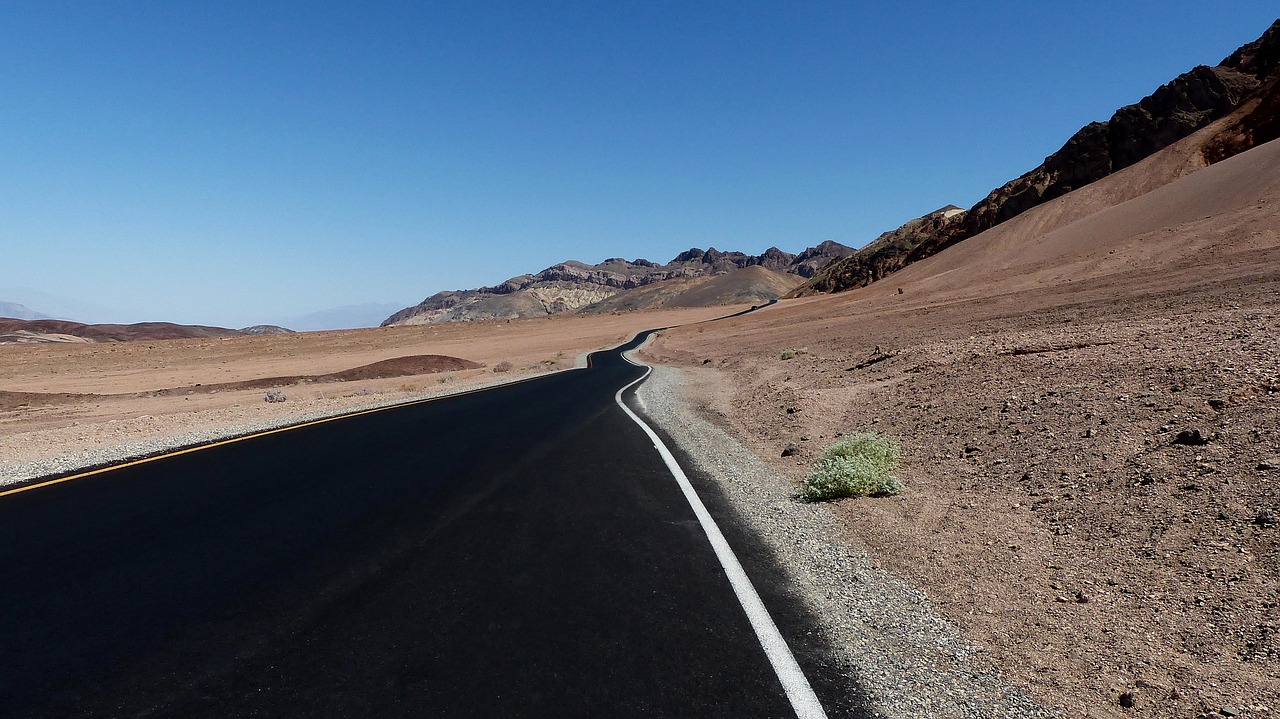 Death Valley of the USA had a record temp of 54.4C