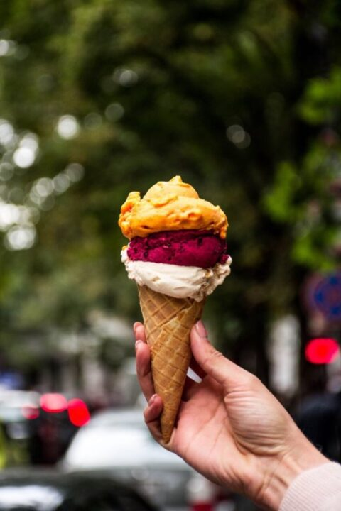 The 5 Best Ice Cream Parlors In Tbilisi 6