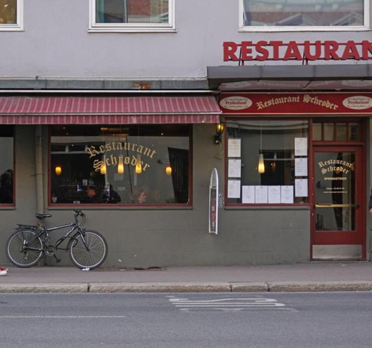 Restaurant Schrøde Oslo