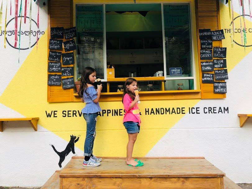 The 5 Best Ice Cream Parlors In Tbilisi 10