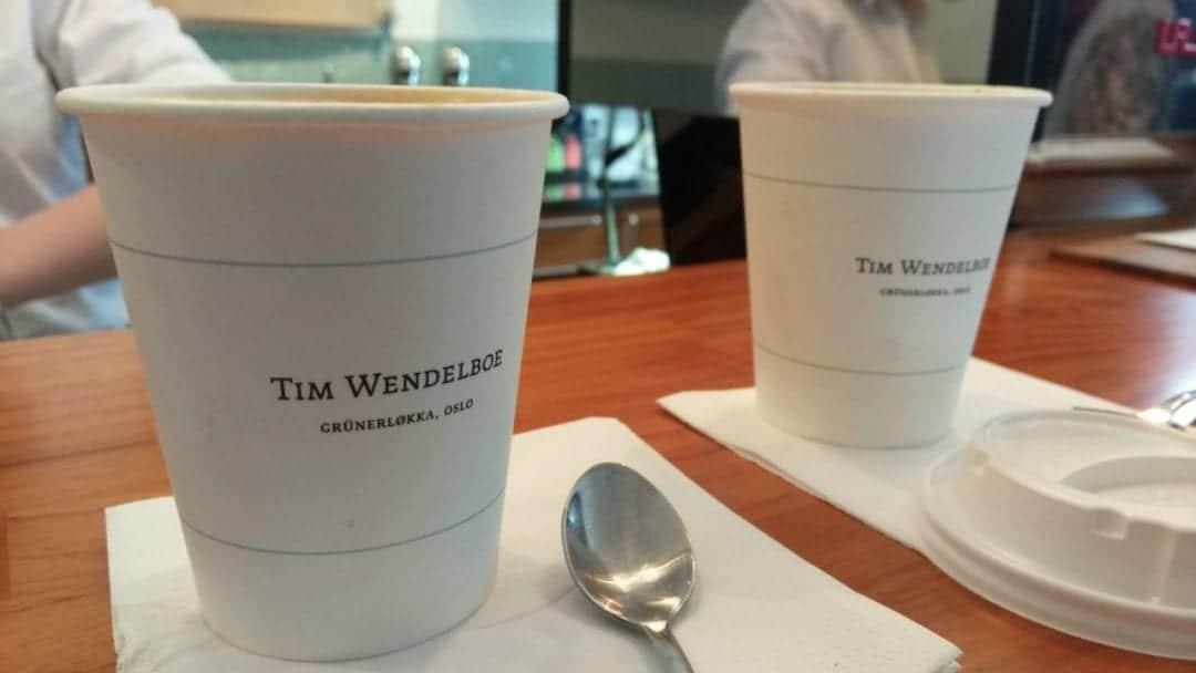 Try the best coffee in Oslo - Tim Wendelboe Review 5