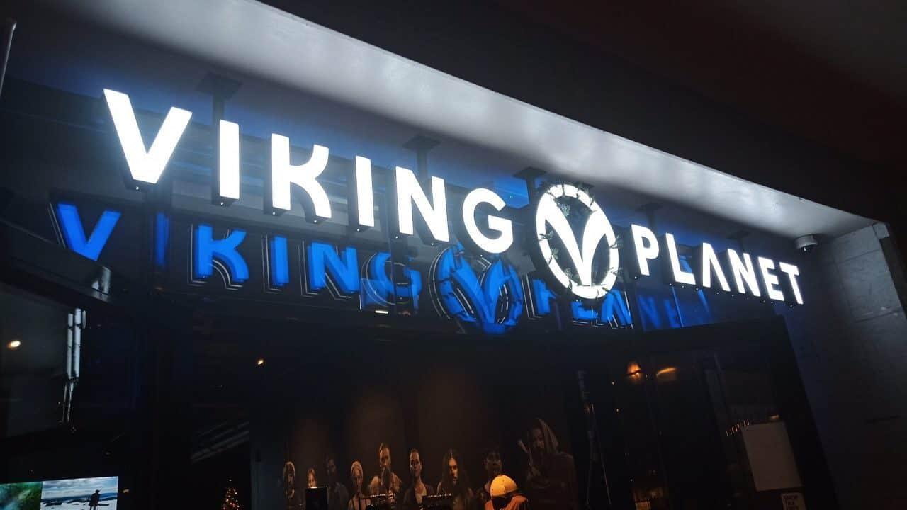 Visit The Viking Planet – world's first digital viking museum 1