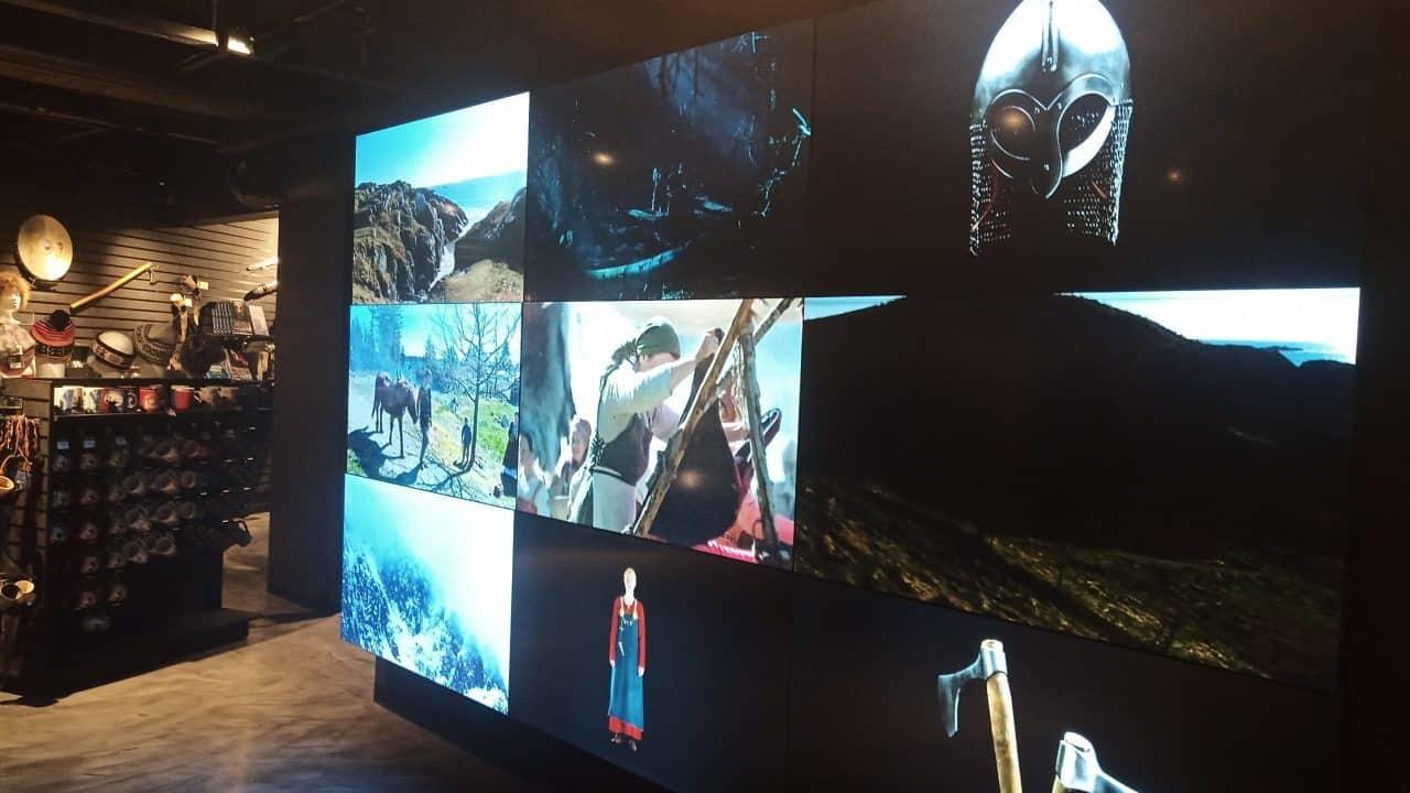 Visit The Viking Planet – world's first digital viking museum 8