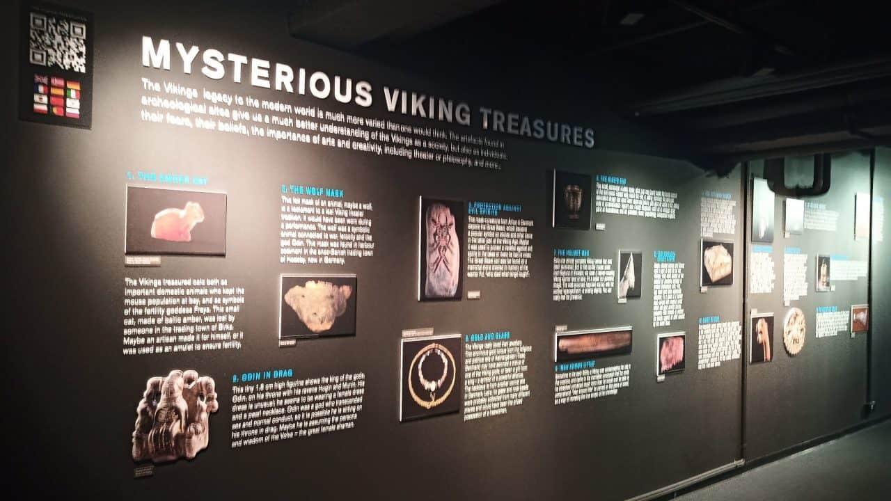 Visit The Viking Planet – world's first digital viking museum 4