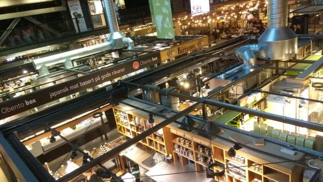 5 Great Reasons to visit Mathallen Oslo