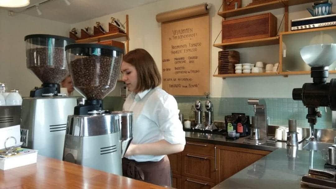 Try the best coffee in Oslo - Tim Wendelboe Review 3