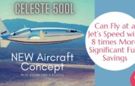 Celera 500L aircraft | Six-person private craft promises to fly at jet speed