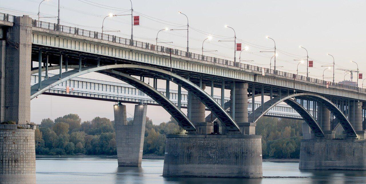 novosibirsk bridge