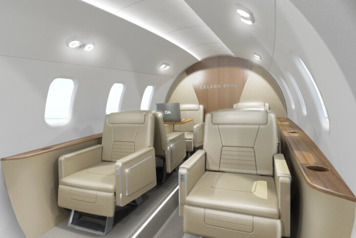 Celera 500L aircraft   Six-person private craft promises to fly at jet speed 2