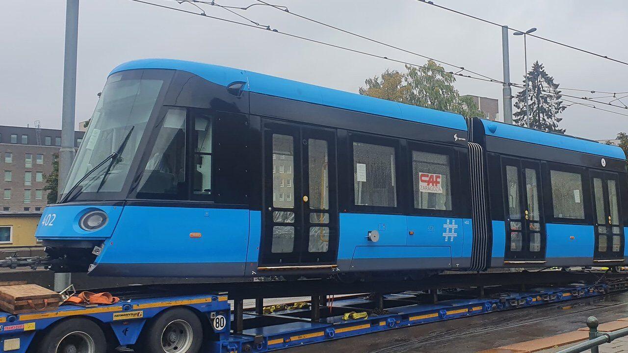 Finally, Oslo is Getting New Trams 2