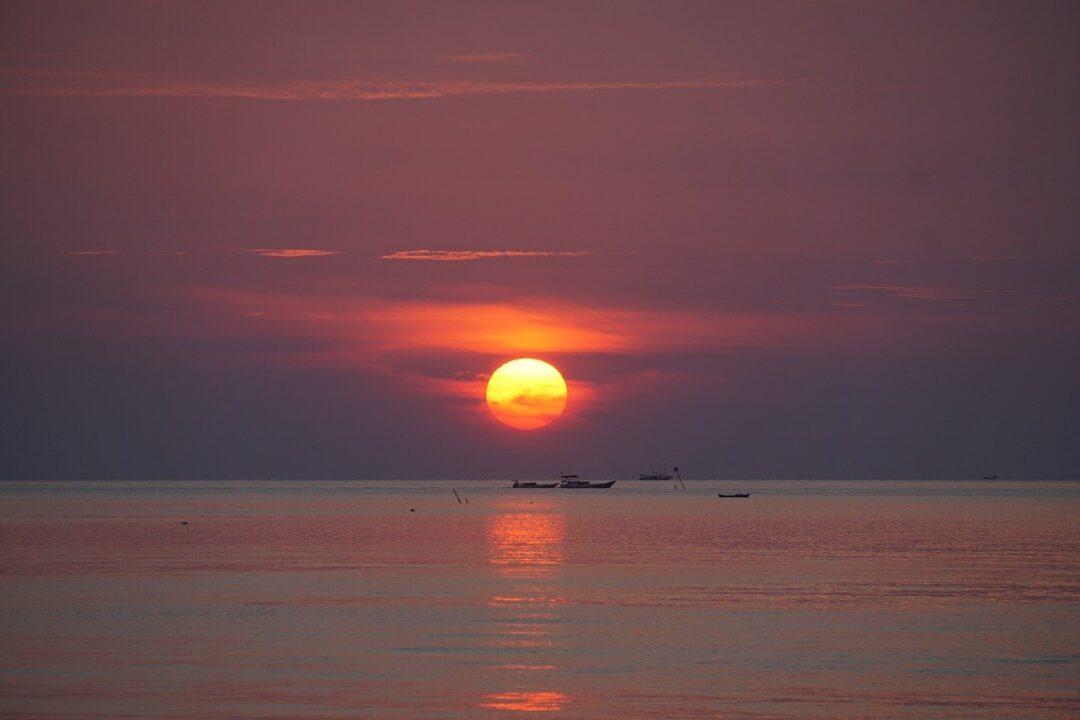 The beach of paradise Karimun Jawa in Indonesia 1