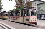Naumburg refurbishment of the 1960s Trams