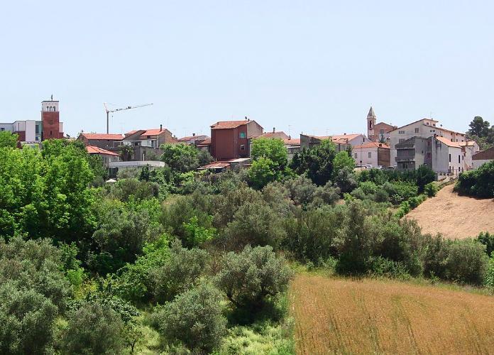 Cappelle sul Tavo, Pescara