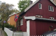 Constitution Day of Norway, the great official flag day